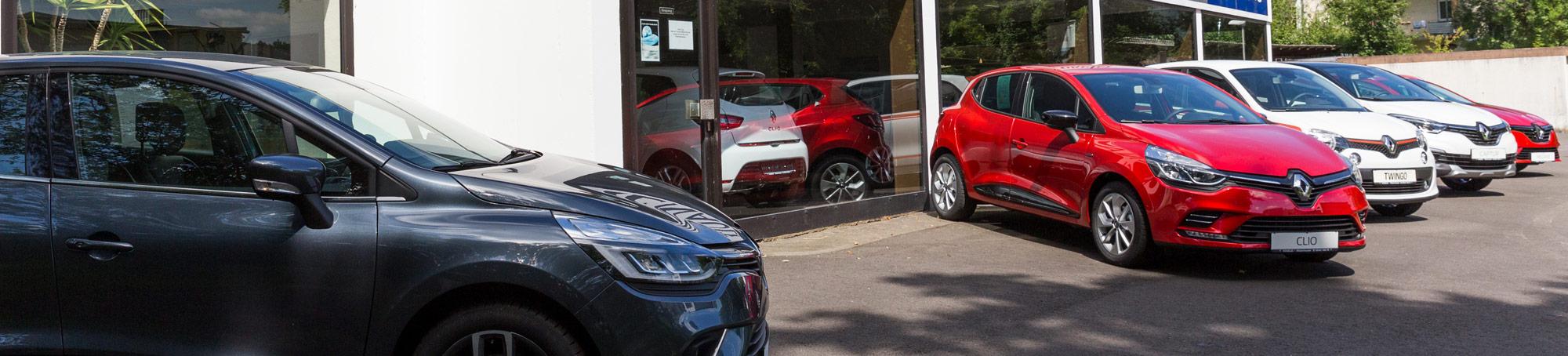 Renault - Neuwagen - Autohaus Heinrich Vogelei Söhne Nachf. KG