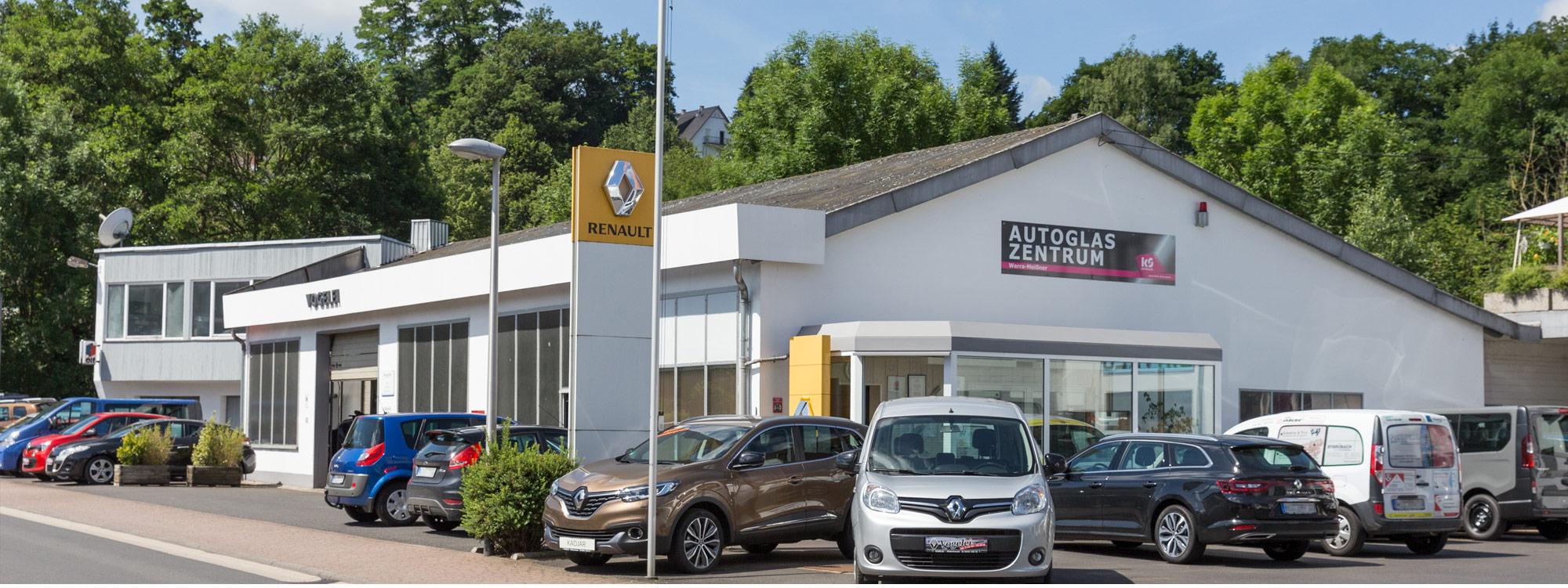 Autohaus Heinrich Vogelei Söhne Nachf. KG