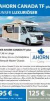 Ahorn Canada TF